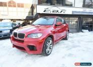 2010 BMW X6 2010 BMW X6M 555HP for Sale