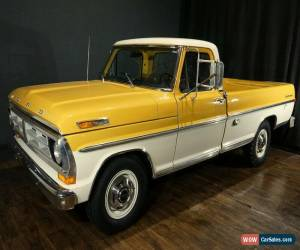Classic 1972 Ford F-250 Sport Custom for Sale