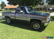 1987 Chevrolet Other Pickups for Sale