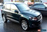 Classic 2013 62 VW TIGUAN 2.0TDI SE BLUE TECH 4MOTION SEMI AUTOMATIC ONLY 47000 MILES for Sale