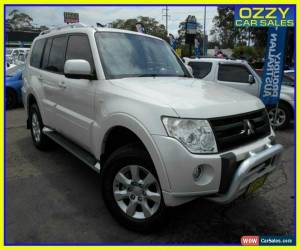 Classic 2009 Mitsubishi Pajero NT MY10 RX (4x4) Automatic 5sp A Wagon for Sale