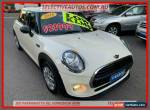 2016 Mini One F55 White Automatic 6sp A Hatchback for Sale
