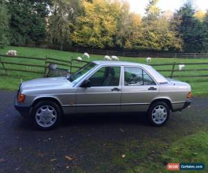 Classic Mercedes 190 for Sale