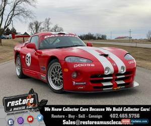 Classic 2002 Dodge Viper , 1 of 10 Limited Daytona Viper 24, Supercharged for Sale