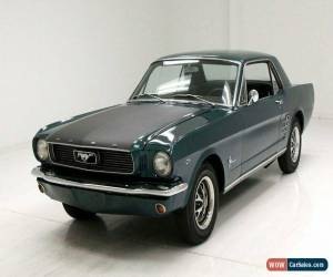 Classic 1966 Ford Mustang Coupe for Sale