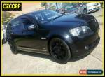 2009 Holden Calais VE MY09.5 V Black Automatic 6sp A Sportswagon for Sale
