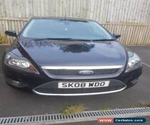 Classic ford focus titanium petrol 2008 for Sale
