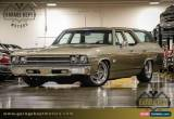 Classic 1969 Chevrolet Chevelle Nomad Wagon for Sale