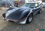 Classic 1978 Chevrolet Corvette for Sale
