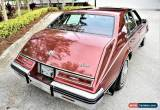 Classic 1982 Cadillac Seville 4 Dr Sedan for Sale
