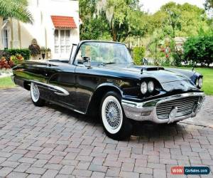 Classic 1959 Ford Thunderbird for Sale