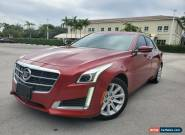 2014 Cadillac CTS MAKE BEST OFFER for Sale