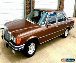 Classic 1979 Mercedes-Benz 400-Series SEL 6.9 V8 for Sale