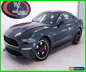 Classic 2019 Ford Mustang Bullitt for Sale