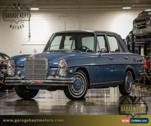 Classic 1968 Mercedes-Benz 200-Series for Sale