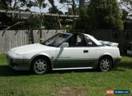 Toyota MR2 AW11 Super Charger, Limited Edition. for Sale