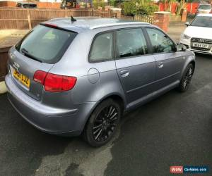 Classic Audi A3 SE Sportback 2006 Full Service History Excellent Condition for Sale