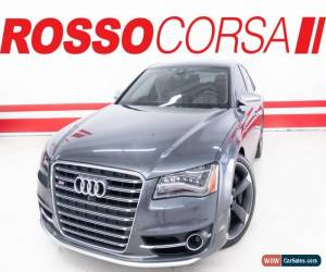 Classic 2013 Audi S8 for Sale