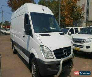 Classic 2012 Mercedes-Benz Sprinter 906 MY11 416 CDI LWB White Automatic 5sp A Van for Sale