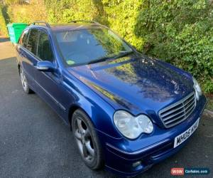 Classic Mercedes C200 CDI estate diesel automatic for Sale