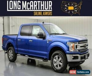 Classic 2019 Ford F-150 XLT 4x4 Crew V8 Chrome Appearance MSRP $51015 for Sale
