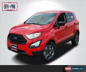 Classic 2020 Ford EcoSport S for Sale