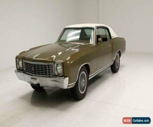 Classic 1972 Chevrolet Monte Carlo for Sale