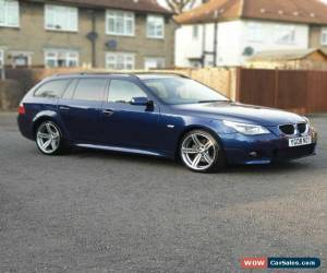 Classic 2008 08 BMW 535D ESTATE / 420 BHP 560FT LBS / HYBRID STAGE 3 / DECAT / STAGE 3+ for Sale
