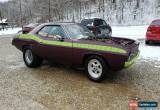 Classic 1973 Plymouth Barracuda for Sale