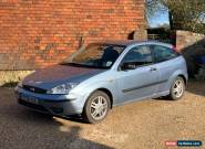 2005 Ford Focus 1.8 Zetec Petrol MOT June 2020 for Sale
