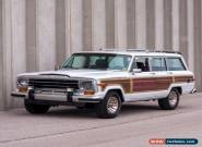 1990 Jeep Wagoneer 4 Dr 4WD for Sale