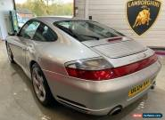 2004 Porsche 996 911 C4S carrera 4 s manual gearbox-NO RESERVE for Sale