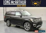 2020 Ford Expedition Platinum 4x4 2nd Row Buckets MSRP $79773 for Sale
