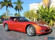2006 Chevrolet Corvette Convertible for Sale