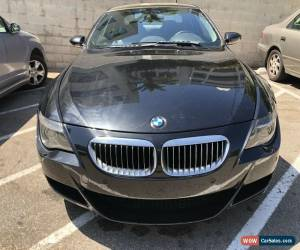 Classic 2006 BMW 6-Series for Sale