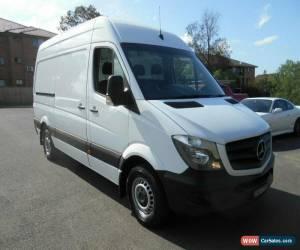 Classic 2017 Mercedes-Benz Sprinter 906 MY14 313 CDI MWB Automatic 7sp A Van for Sale