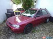Subaru Impreza GX (AWD) (1995) 5D Hatchback Automatic (1.8L - Multi Point... for Sale