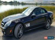 2011 Mercedes-Benz SL-Class for Sale