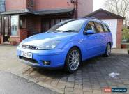 FORD FOCUS ST170 ESTATE 2002 for Sale
