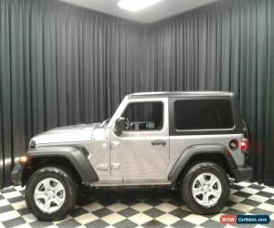 Classic 2019 Jeep Wrangler Sport S for Sale