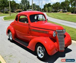 Classic 1938 Chevrolet Coupe for Sale