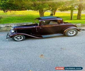 Classic 1932 Ford 3 Window Coupe deluxe for Sale