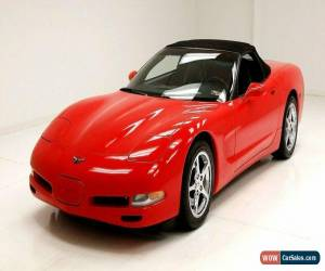 Classic 1999 Chevrolet Corvette Convertible for Sale