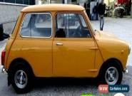 1968 Mini Classic Mini for Sale