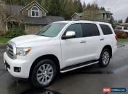 2016 Toyota Sequoia for Sale