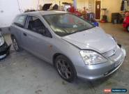 HONDA CIVIC, 2002. for Sale