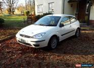 FORD FOCUS ST170 STAGE RALLY CAR for Sale