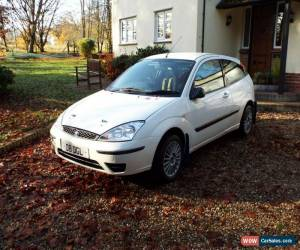 Classic FORD FOCUS ST170 STAGE RALLY CAR for Sale