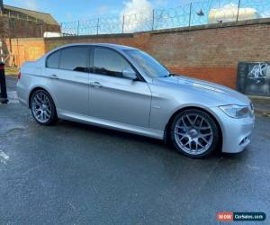 Classic BMW 330D MSport, Automatic, Black Leather, 93K for Sale