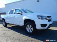 2019 Chevrolet Colorado Work Truck for Sale